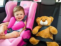 Vaikų kėdutės automobiliuose – kokias klaidas dažniausiai daro tėvai?