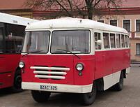 Lietuvoje 34 metus buvo gaminami autobusai