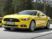 "Ekonomija su ""Ford Mustang"""
