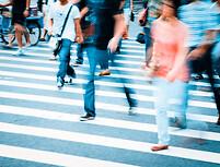 Pėsčiųjų pareigos eisme