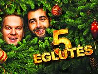 """Naujieji metai bus – su kultine komedija """"Eglutės 5""""!"""