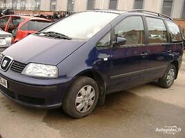 Volkswagen Sharan 85 kw, 1997m.