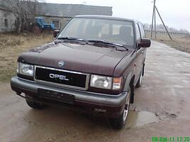 Opel Monterey   Visureigis