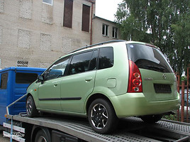 Mazda Premacy   Vienatūris