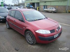 Renault Megane II, 2003y.