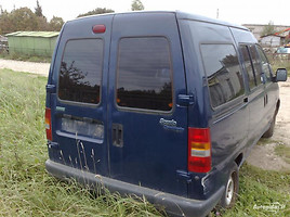 Fiat Scudo, 2002m.