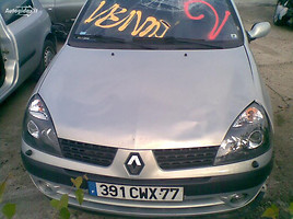 Renault Clio II  Hečbekas