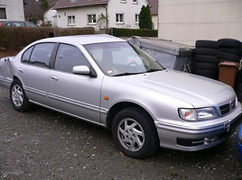 Nissan Maxima  QX Sedanas