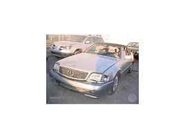 Mercedes-Benz SL 600 R129 W129 Kabrioletas
