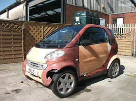Smart Fortwo, 2001m.