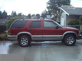 Chevrolet Blazer   Visureigis