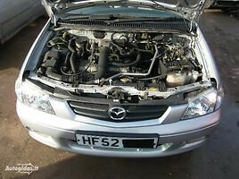 Mazda Demio Automatic, 2002m.