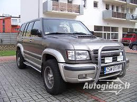 Isuzu Trooper   Visureigis
