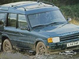Land-Rover Discovery I  Visureigis