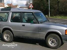 Land-Rover Discovery   Visureigis