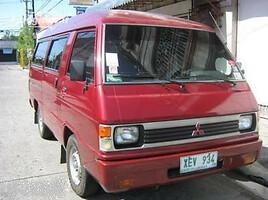 Mitsubishi L300   Vienatūris