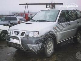 Nissan Terrano II  Visureigis