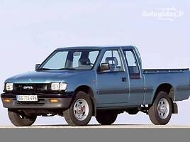 Opel Campo   Visureigis