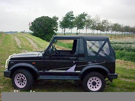 Suzuki Samurai   Visureigis