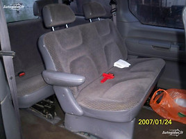 Chrysler Voyager II, 1999г.