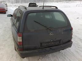Opel Omega B FL 2.5 TURBO DIESEL, 2000m.
