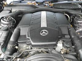 Mercedes-Benz S 430 W220, 2001m.