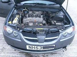 Nissan Almera N16 Europa 1,5 benzinas, 2004m.