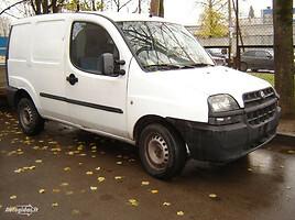 Fiat Doblo I, 2006m.