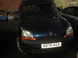 Renault Kangoo I, 2001m.