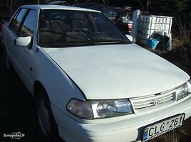 Hyundai Pony   Sedanas