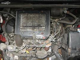 Toyota Yaris I, 2001m.