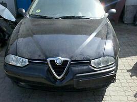 Alfa-Romeo 156  Europa Wagon 2.4JTD  Universalas