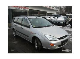 Ford Focus Mk1 Europa 1.8TDDI, 2001y.