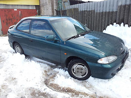 Hyundai Accent, 1996m.