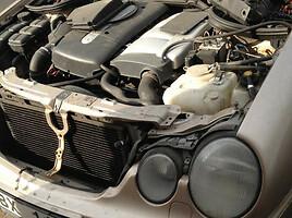 Mercedes-Benz E 220 W210, 2001m.