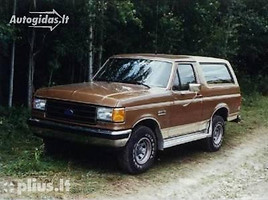 Ford Bronco   Visureigis