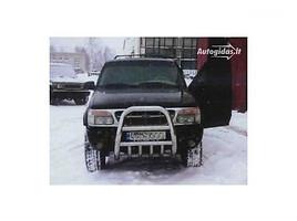 Ford Explorer   Visureigis