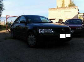 Volkswagen Passat B5 ziureti komentarus, 1999m.