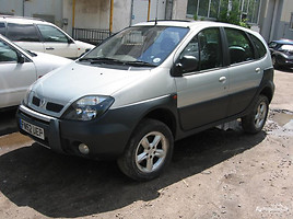Renault Scenic RX4, 2001m.