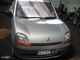 Renault Kangoo I, 2002y.