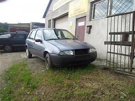 Ford Fiesta Mk5, 2000y.