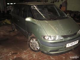 Renault Espace III, 2001m.