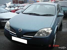 Nissan Primera P12  Hečbekas