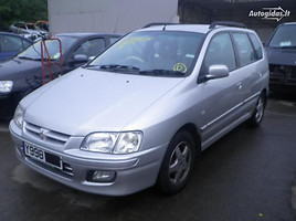 Mitsubishi Space Star, 2001m.