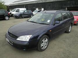 Ford Mondeo Mk3, 2002m.