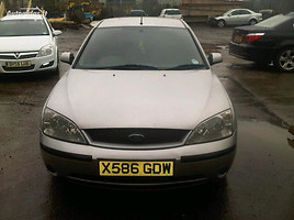 Ford Mondeo Mk3, 2002m.
