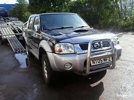 Nissan Navara, 2004m.