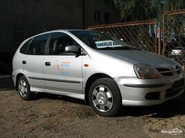 Nissan Almera Tino   Vienatūris