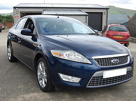 Ford Mondeo Mk4, 2009m.