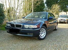 BMW 730 E38  Sedanas